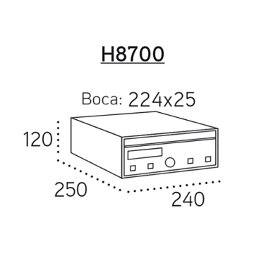 h8700-mira (medidas)