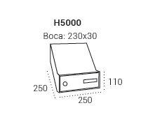 Unik Arregui Doble h5000