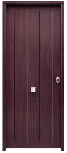 Imagen THT Puerta de seguridad Saga 100 Panelable